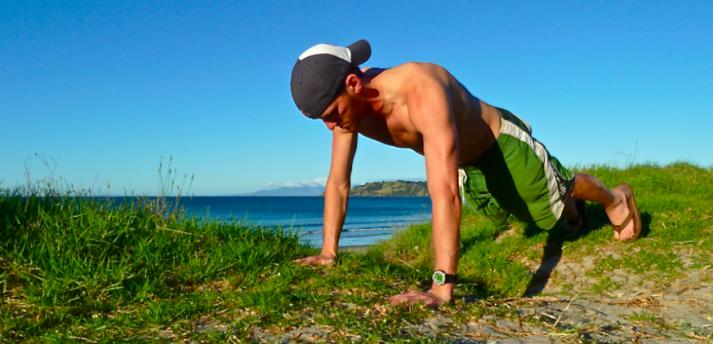 Guía de flexión final: realice una flexión con la forma correcta