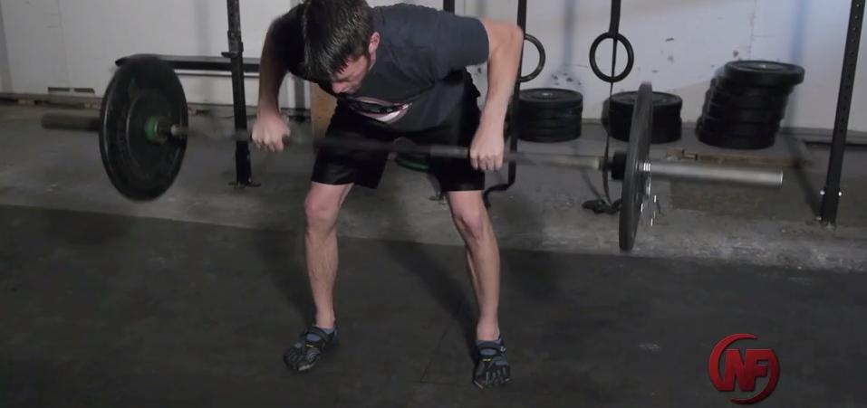 Fila doblada: una guía para entrenar pesas y pesas