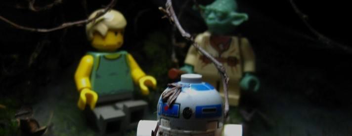 Entrenamiento de Star Wars (¡Comienza tu entrenamiento Jedi!)