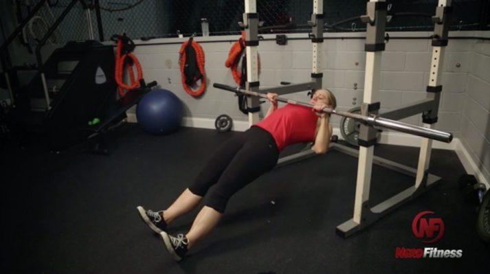 Cómo realizar una línea invertida (líneas de peso corporal): guía definitiva