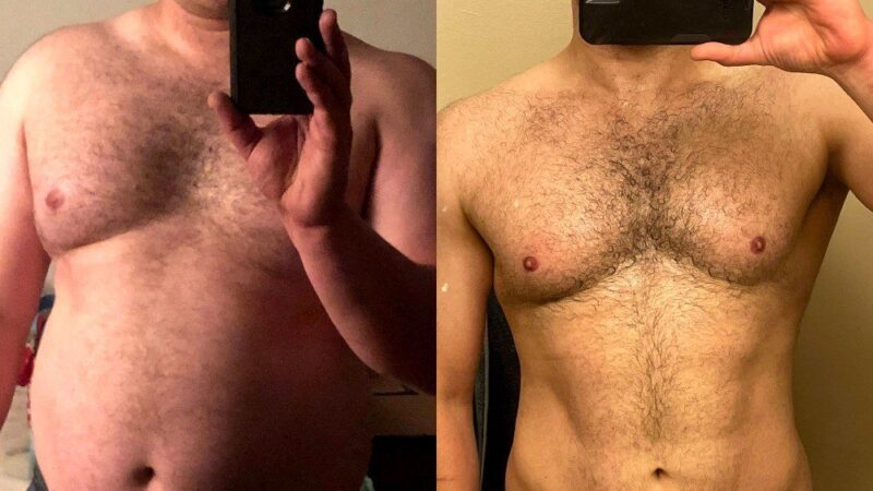 4 estrategias para perder 75 libras